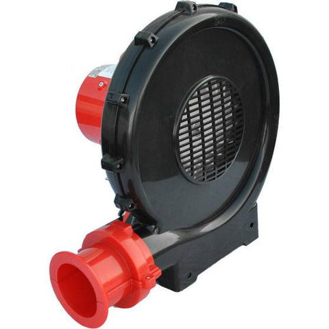 Inflatable Blower - XPOWER BR-252A 1 HP 1000 CFM Indoor / Outdoor Residential Inflatable Blower Motor Fan