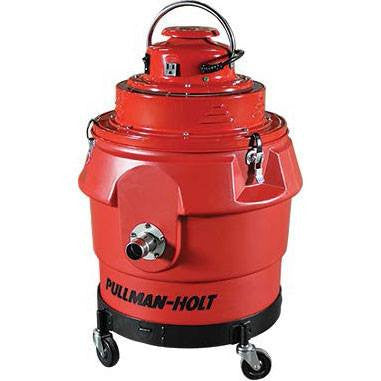 Vacuum - Pullman Holt 102HEPA-Dry 6 Gallon Commercial Grade HEPA Vacuum With Tool Trigger