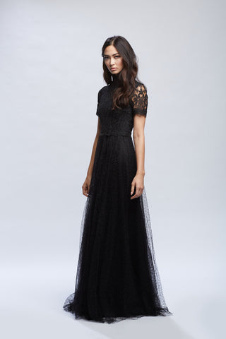BELLA LACE MAXI DRESS