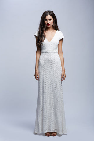 AUBREY LACE MAXI DRESS