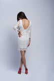 PAULINA LACE DRESS