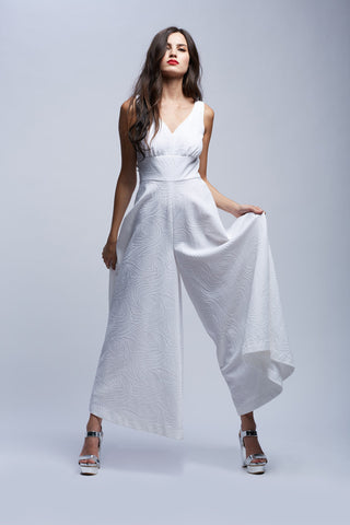 AUDREY LACE MAXI DRESS