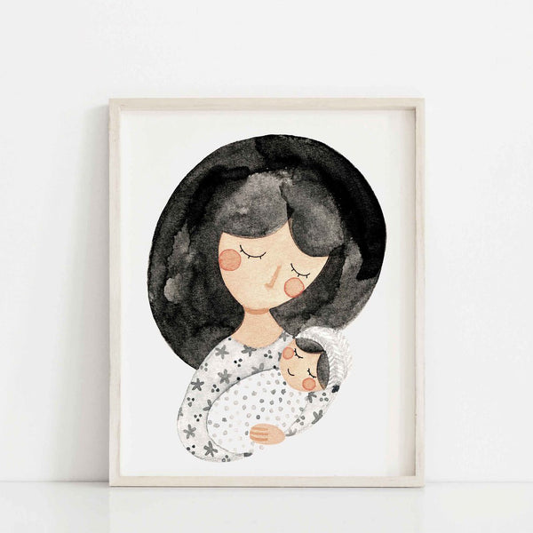 Motherhood Print - Wildwood Lane