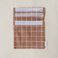 Sandwich Bag - Terracotta Check