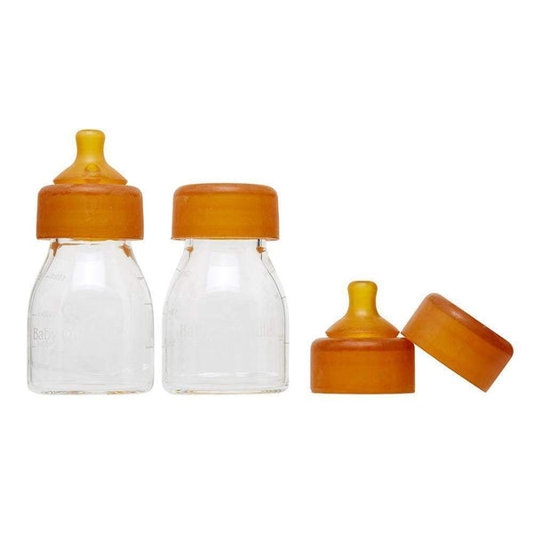Quoddle Baby Bottle Twin Pack 150ml - Newborn Flow - Wildwood Lane