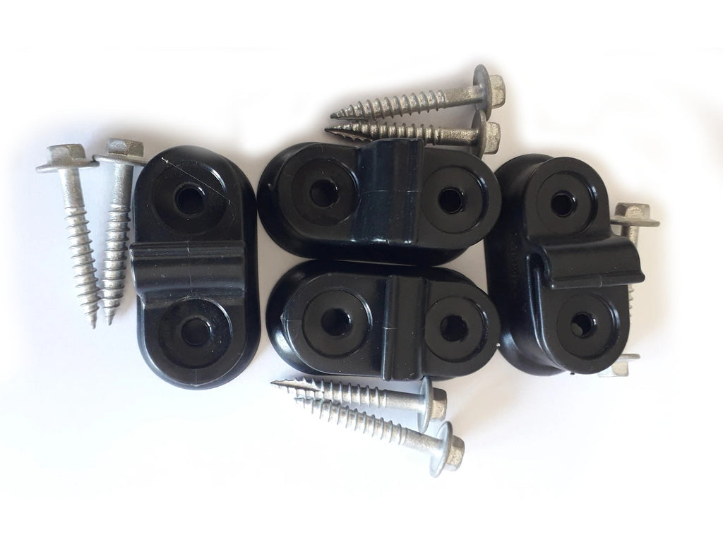 Radial Wire Guides