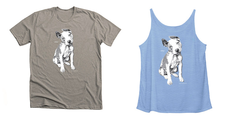 The Unexpected Pit Bull July 2018 Bonfire Shirts