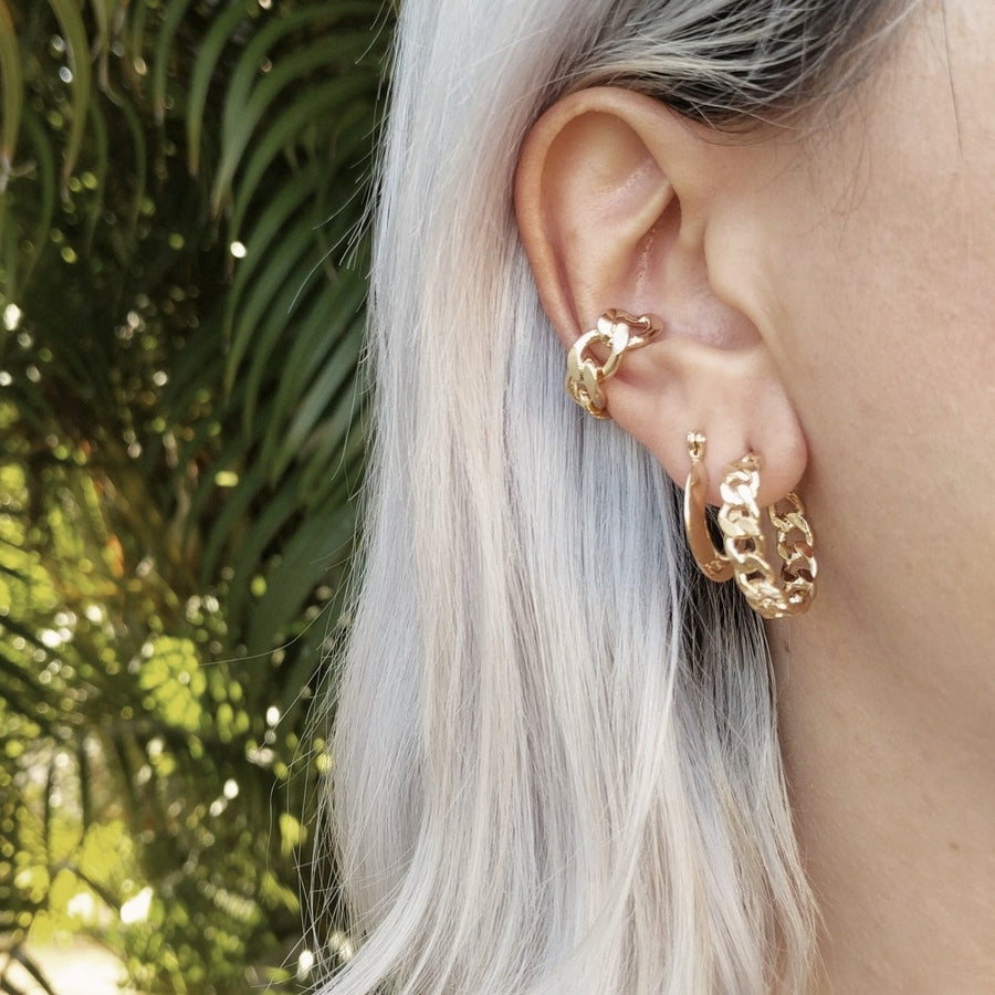 Cuban Ear Cuff