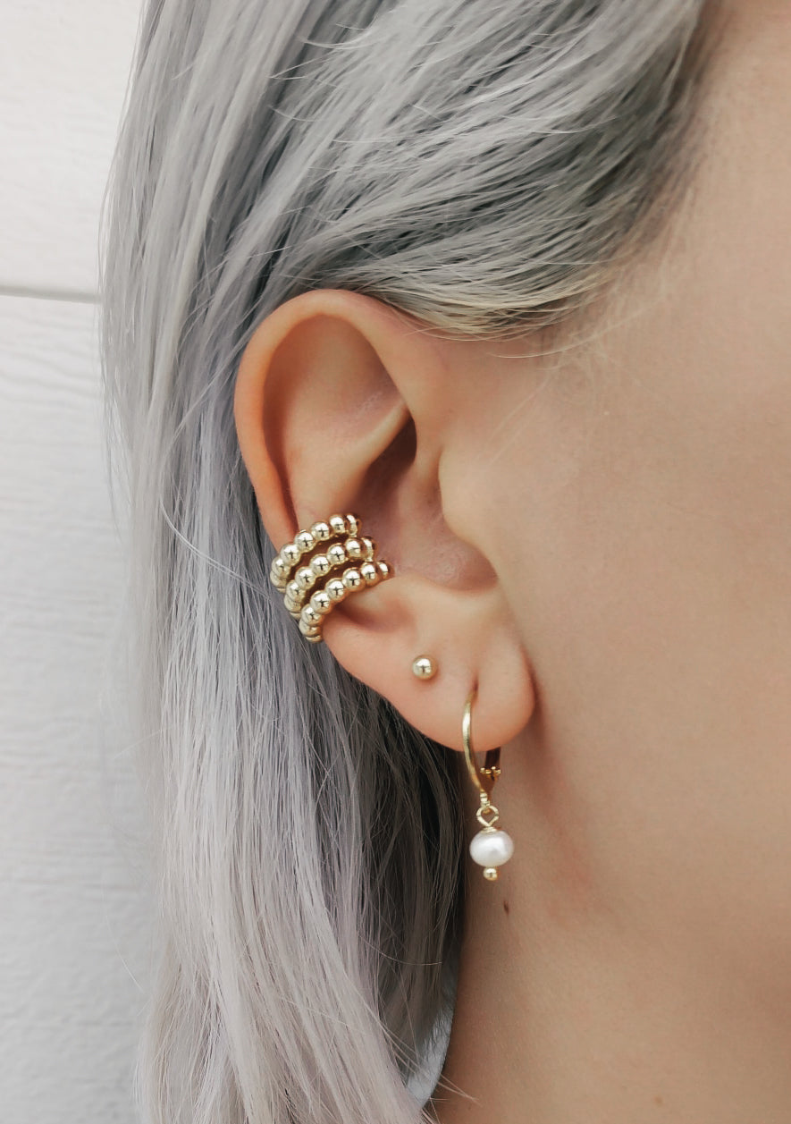 Ear Cuff Droplet