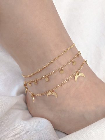 Charms Anklets