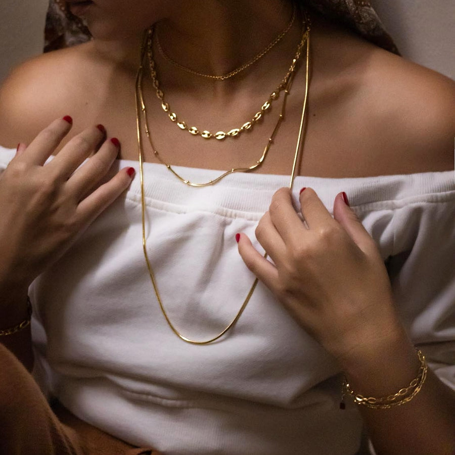 Bria Chain Necklace