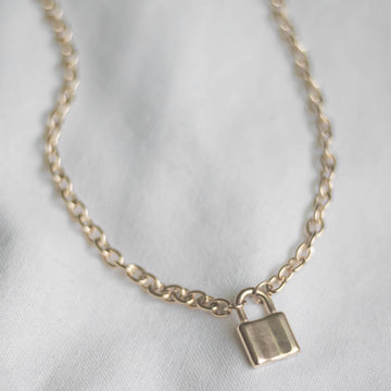 Latch Necklace