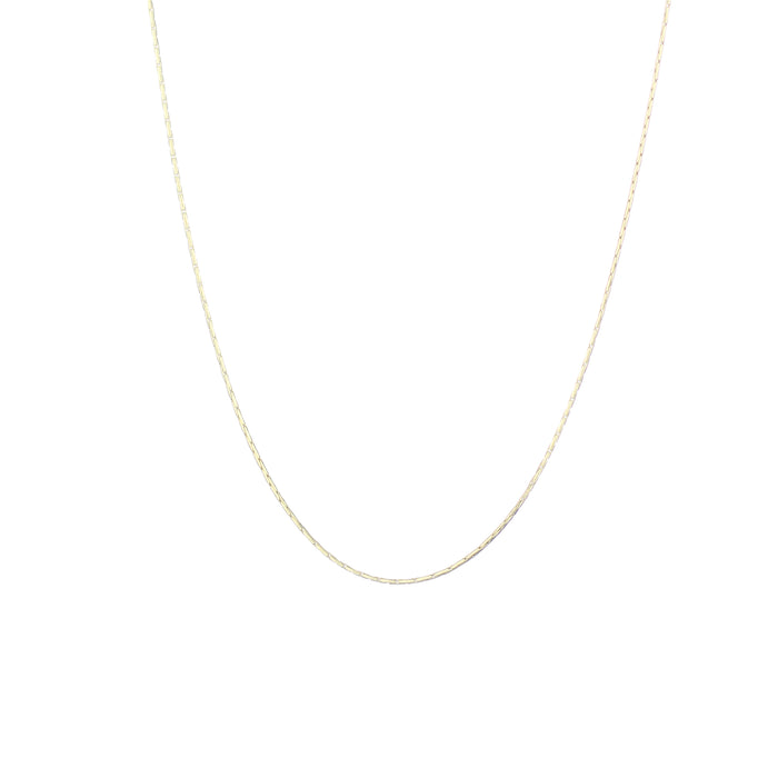 Thin Snake Chain Necklace