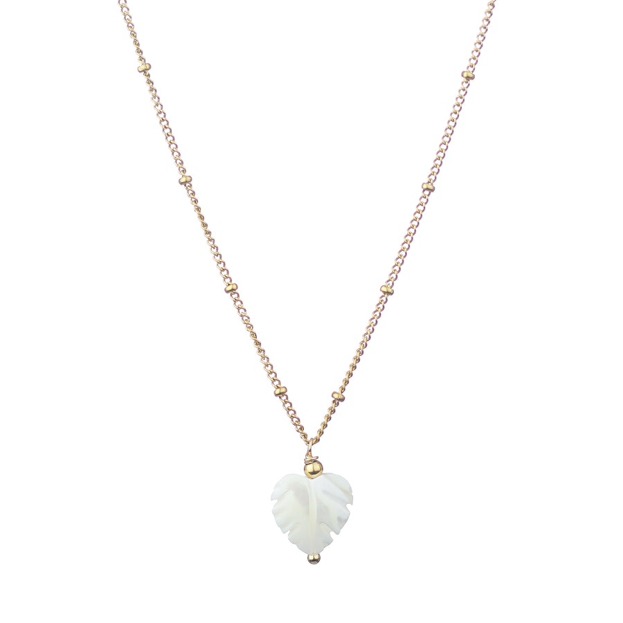 Heart Leaf Necklace