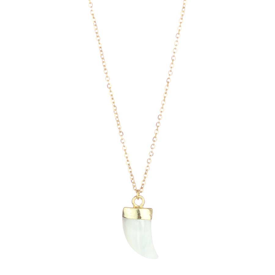 Mini Tooth Necklace