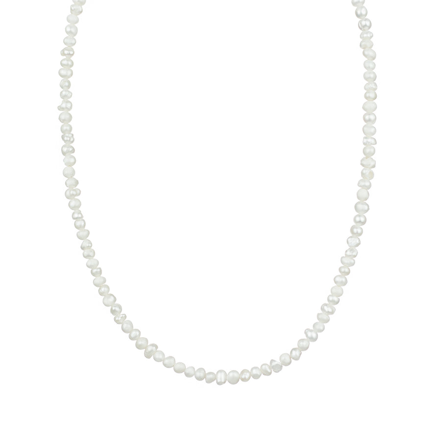 Pearls Short Necklace