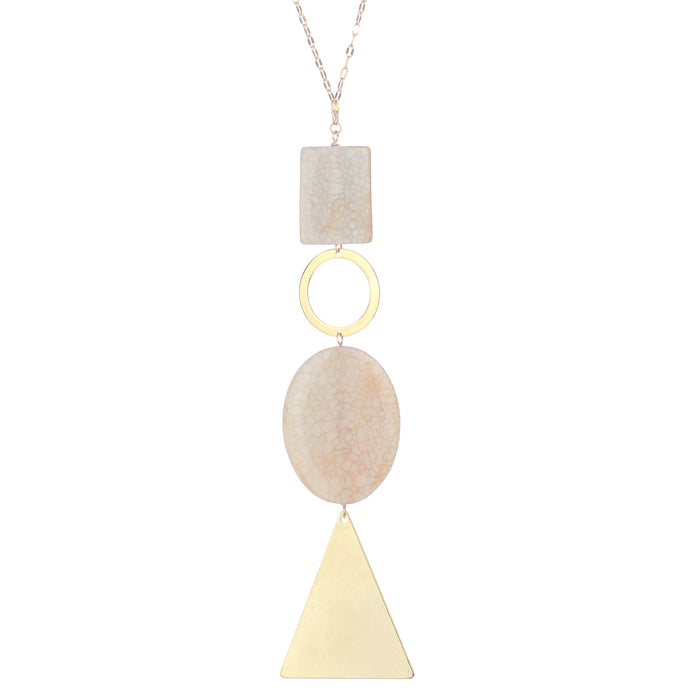 Adali Long Necklace