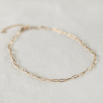 Thin Emma Chain Necklace