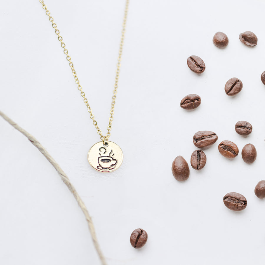 Cafecito Necklace