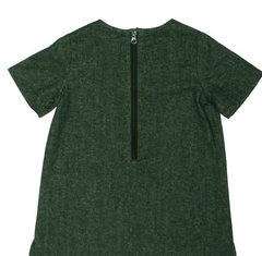 Ry Tunic Deep Forrest Green