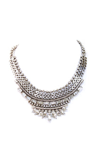 The Ivy Bib Necklace