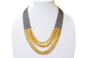 Stila Layered Chain Necklace
