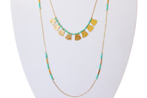 Empire Layered Necklace
