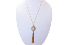 Bird Crystal Gem Necklace