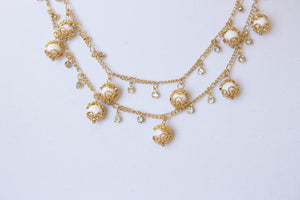 Deco Layered Necklace
