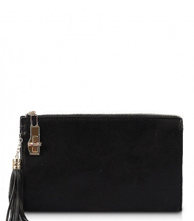 Kylie Clutch - Black