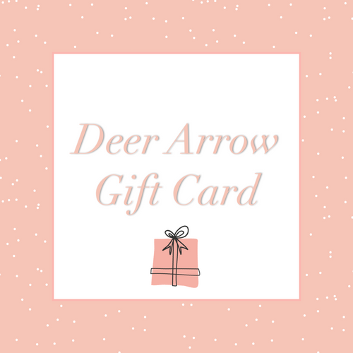 Deer Arrow Gift Card