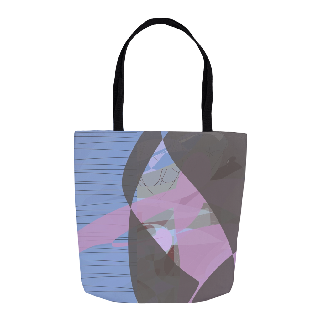 Frolic Tote Bag Long Day No High Heels