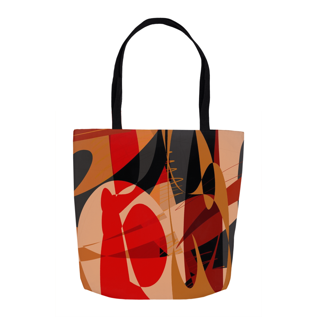 Jester Tote Bag For Pointy Hats and Shoes