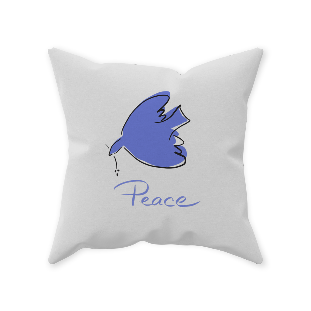 Peace Dove Pillow