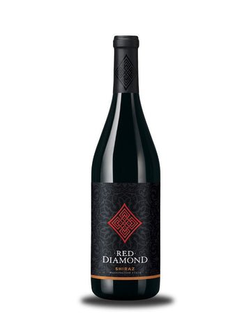 Caja de Red Diamond Shiraz 2013, 6 bot.