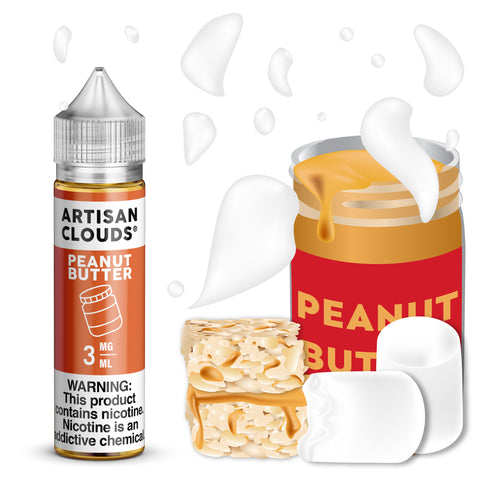 PEANUT BUTTER (60mL)