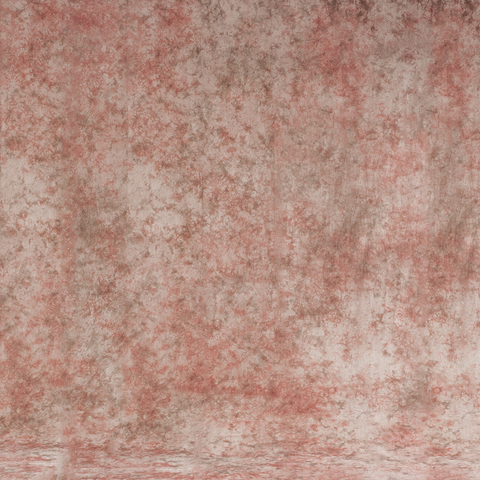 Maroon Rust Natural Photography Fashion Muslin Backdrop
