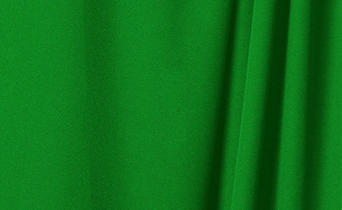 Chroma Green Wrinkle-Resistant Background