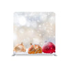 Abstract Christmas Photography STRAIGHT TENSION FABRIC MEDIA WALL