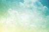 Artistic Soft Cloud and Sky Grunge Backdrop