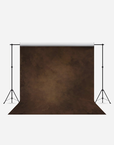Brown Mud Fashion Wrinkle Resistant Backdrop