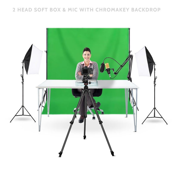 Beginners Video Podcast Kit