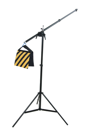 Studio Boom Arm Light Stand with Sandbag