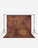 Red Grunge Rustic Fashion Wrinkle Resistant Backdrop