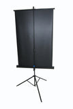 Studio Photography White Passport Backdrop With Stand