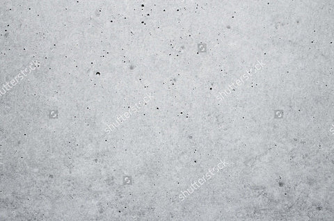 White Texture Concrete Dots Indelible Print Fabric Backdrop