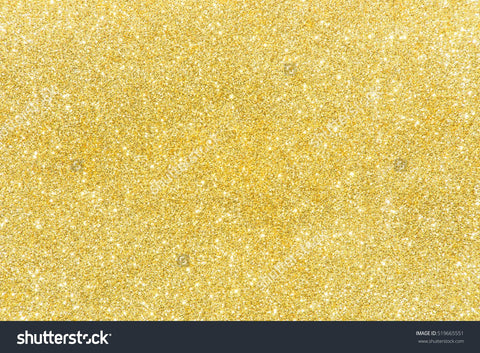 Gold Glitter Texture Print Photography Backdrop