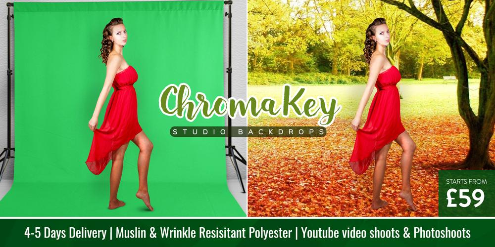 Chromakey Backdrops