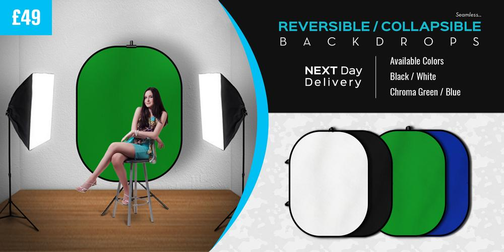 Reversible Backdrops