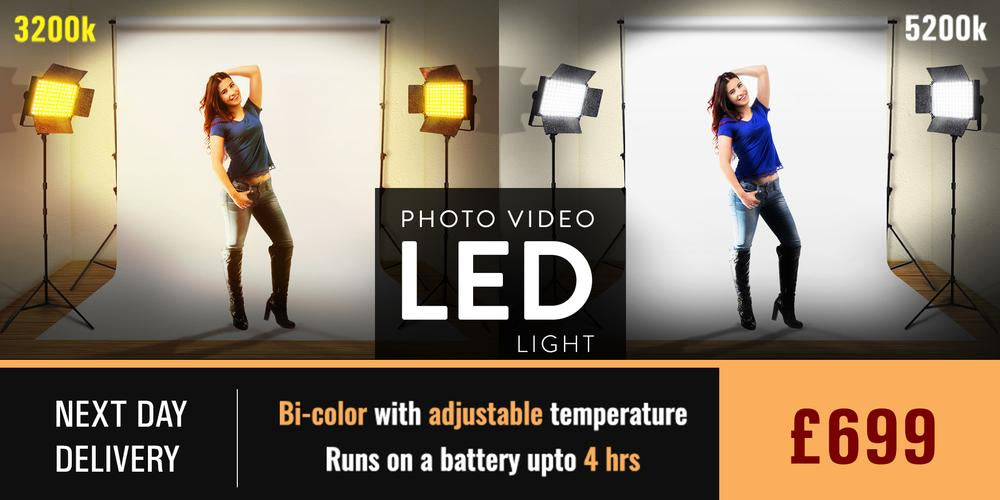 Photography LED Lights